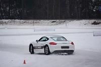 circuit glace stage conduite glace porsche cayman