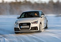 stage conduite glace audi a1 circuit glace